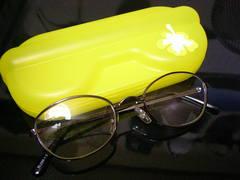 100円ショップのメガネ.JPG