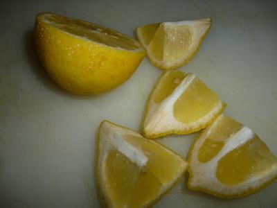 切り 方 レモン