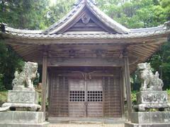 山里の神社�A.JPG