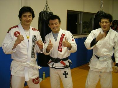 KB師範とマツモトさんとクボタさん.JPG